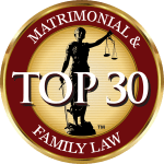 Advocates-top-30-matrimonial-member-seal